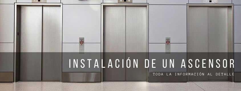 Instalar ascensor en piso antiguo